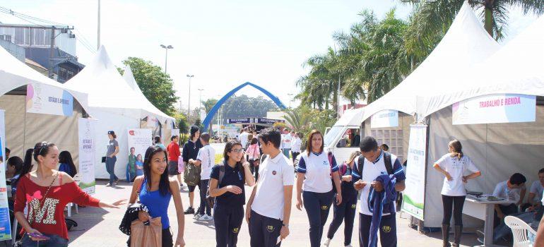CIDADANIA: Regional Metropolitana Oeste promoveu, com sucesso, a edição paulista do ABRH na Praça