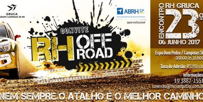 RH Off Road – Nem sempre o atalho é o melhor caminho