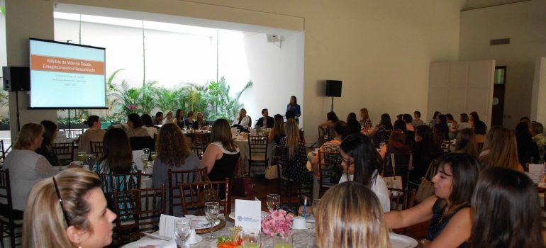 REGIONAIS: Grupo de Liderança Feminina reuniu cerca de 150 mulheres em evento especial realizado em Campinas
